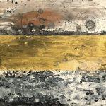 La Sombra del Ciprés / 40×20 cm.