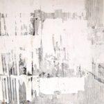 Grey Rain / 140×80 cm.